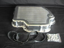CHEVROLET TURBO 400 POLISHED ALUMINIUM TRANSMISSION PAN