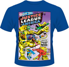 Justice League Of America DC Originals Cover T-Shirt Homme / Man Taille / Size L