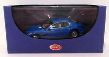 Coches, camiones y furgonetas de automodelismo y aeromodelismo AUTOart color principal azul