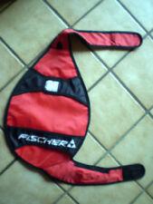 FISCHER Bag Pack - Tasche für Tennisschläger außen zu tragen Schwarz-Rot / Neu