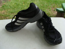 Adidas PGS789005 Mens Black Athletic Sneakers Shoes Size 7.5