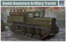 Trumpeter 1/35 Soviet Komintern Artillery Tractor # 05540