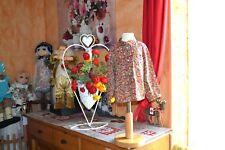 blouse bonpoint 3 ans fleurie style liberty magnifique etat parfait