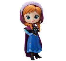 Banpresto Q posket Disney Frozen Anna Authentic Japan Figure Nomal Type Toy