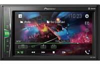 "Pioneer DMH-220EX 6.2"" Touchscreen Car Stereo Digital Multimedia Receiver"