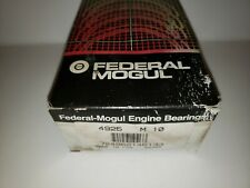 FEDERAL MOGUL MAIN BEARING 4925 M-10 FIT Ford Mercury CLEVELAND  351C V8 1970-74