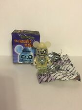 Disney Vinylmation Haunted Mansion 2 Ezra Variant Glow In The Dark Ghost +Common