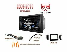 2006-2010 DODGE RAM BLUETOOTH BT USB MP3 CAR STEREO RADIO COMBO