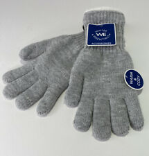 New listing New! Warm & Cozy Winter Gloves. Winter Essentials Adult Gray-One Size Super Soft