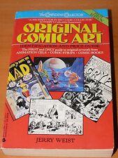 Original Comic Art Price Guide  #1   FN.