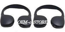 GMC Yukon 2007-2016 folding headphones DVD rearseat video entertainment system