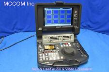 Panasonic AJ-HPM110 P2HD Portable Memory Card Player/ Recorder w/ 7 hrs