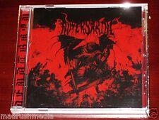 Adversarial: Death,Endless Nothing et The Black Couteau de Nihilism CD 2015 NEUF