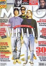 Mojo Magazine September 2013 No 238 Nirvana Kurt Cobin ZZ Tops Neil Young Elvis