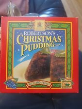 More details for rare golly vintage robertson's christmas pudding