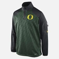 "Nike Mens Oregon Ducks Fly Rush Zip Pullover GRN ""XX-Large/3X-Large"""