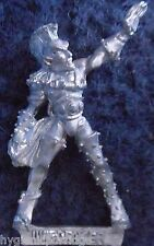 1988 Elf Bloodbowl 2nd Edition Star Player Eldric Sidewinder Citadel BB101 Wood