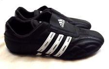 ADIDAS MARTIAL ARTS SHOES EU 41.5 Sneakers Shoes BLACK FAUX LEATHER