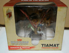 1x Dungeons & Dragons Icon of the Realms Premium Figure Tiamat New D&D Miniature