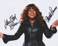 Martha Reeves HAND SIGNED 8x10 Photo Autograph Dancing In The Street Jimmy Mac B