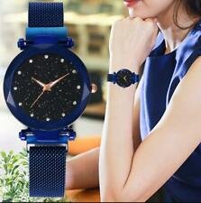 2019 Mesh belt Starry Sky Luxury ladies watch with magnetic strap,great gift