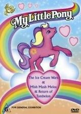 My Little Pony (Original 1986 Series) 3 Episodes - Ice Cream / Mish Mash / Tamb