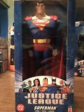 "Justice League Unlimited 10"" inch action figure – Superman"