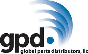 A/C Compressor - New- With Kit Global Parts Distributors 9643137