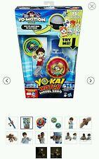 YO-KAI WATCH - MODEL ZERO YO-MOTION SEASON 2 EXCLUSIVE YOKAI MEDALS  Hasbro 2016