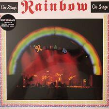 Rainbow - On Stage(180g LTD. Coloured Vinyl 2LP),2010 Plastic Head