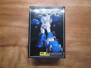 FT-43 Dunerunner Beachcomber Fans Toys Fanstoys MP Masterpiece Transformers