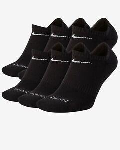 Women's 6 Pack Nike Dri-Fit No Show Socks