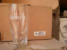 6 verres à bière Guinness 25 cl modèle Ellipse + 6 sous bocks