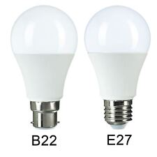 Long Life LED 5w BC Bayonet B22 GLS Lamp Light Bulbs Warm Day White