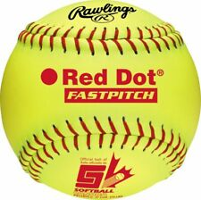 Rawlings Red Dot 11' Fastpitch Softballs - Px11Rylc