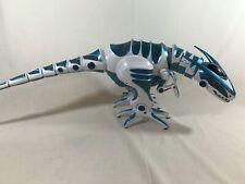 WowWee Roboraptor Blue Color No Remote Tested Works