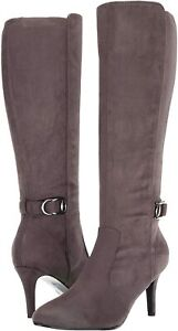 Bandolino Footwear Women's Delfie Fashion Boot, Green, Size 8.5 8mUo