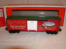 Lionel 6-83148 Christmas Express Box Car O 027 MIB New 2016 Cakes & Desserts