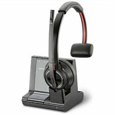 Plantronics Savi 8210 Wireless DECT Headset System For Business and Office