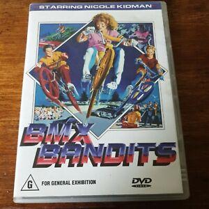 BMX Bandits DVD R4 Like New! FREE POST