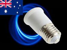 E27 to E27 Socket Light Bulb Lamp Holder Adapter Plug Extender Lampholder YU