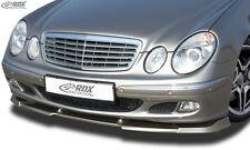 Mercedes Clase E W211 -2006 Classic/Elegancia Delantero Divisor Vario PUR de plástico