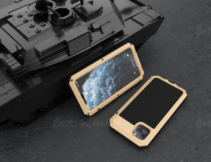 Shockproof Metal Heavyduty Gorilla Case for iPhone 12 11 SE XR X 8 7 6 Pro Max +