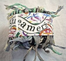 Knitting Fever Streamers Yarn 4 Colors Novelty w/ Ribbons & Flags FUN!