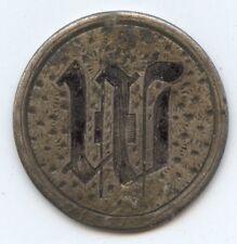 Love Token 1873 Arrows Quarter (#6680). Carefully Check out the Photos.