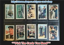 GALLAHER - THE NAVY (PARK DRIVE) 1937 (G) ***PICK THE CARDS YOU NEED***