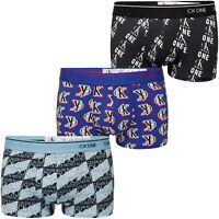 Calvin Klein Mens CK ONE Low Rise Boxer Trunk/ Shorts