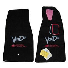 2010 Dodge Viper VoooDoo ACR Floor Mats SRT10 SRT-10