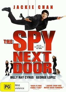 The Spy Next Door - Comedy / Family / Violence - Jackie Chan - NEW DVD