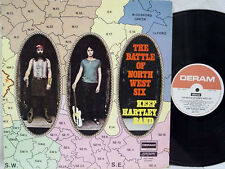 KEEF HARTLEY BAND - The Battle of North West Six LP (1st US Pressing on DERAM)